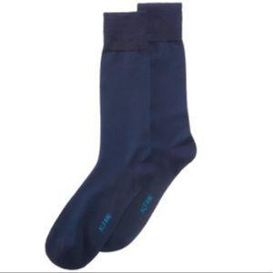 Alfani Men's Blue Dress Socks NWT